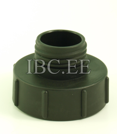 "Adapter 3"" DN100 (110mm) Coarse Thread to 2"" DN50"