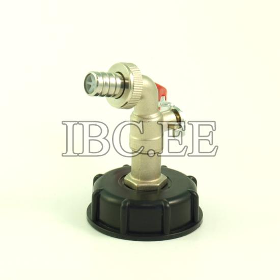 "S60X6 female 1/2"" valve nose shank 13 mm"