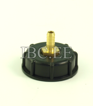 Adapter to a container with internal thread for S60X6 Garden Hose 14 mm