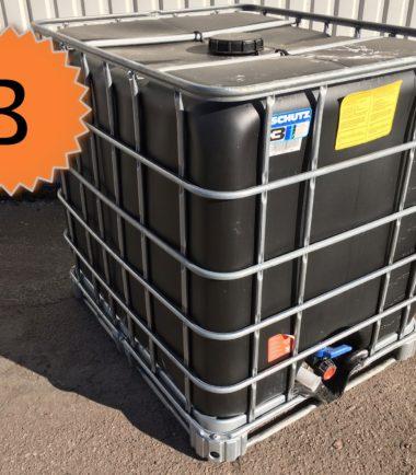Intermediate bulk container IBC 1000l B
