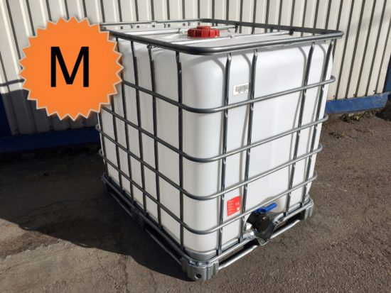 Intermediate bulk container M