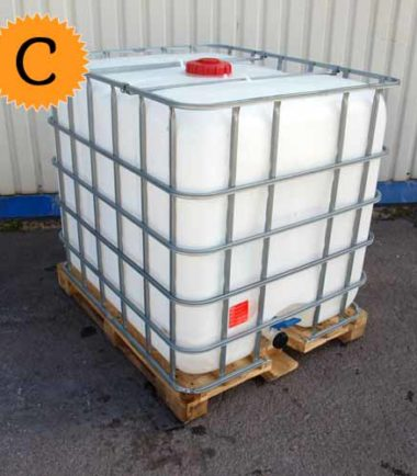 Intermediate bulk container IBC 1000l С
