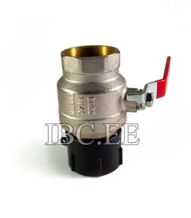"Adapter S60X6 female 2"" valve MF DN50 PN40 Nikkel Thread BSP/NPT 2"" MALE"