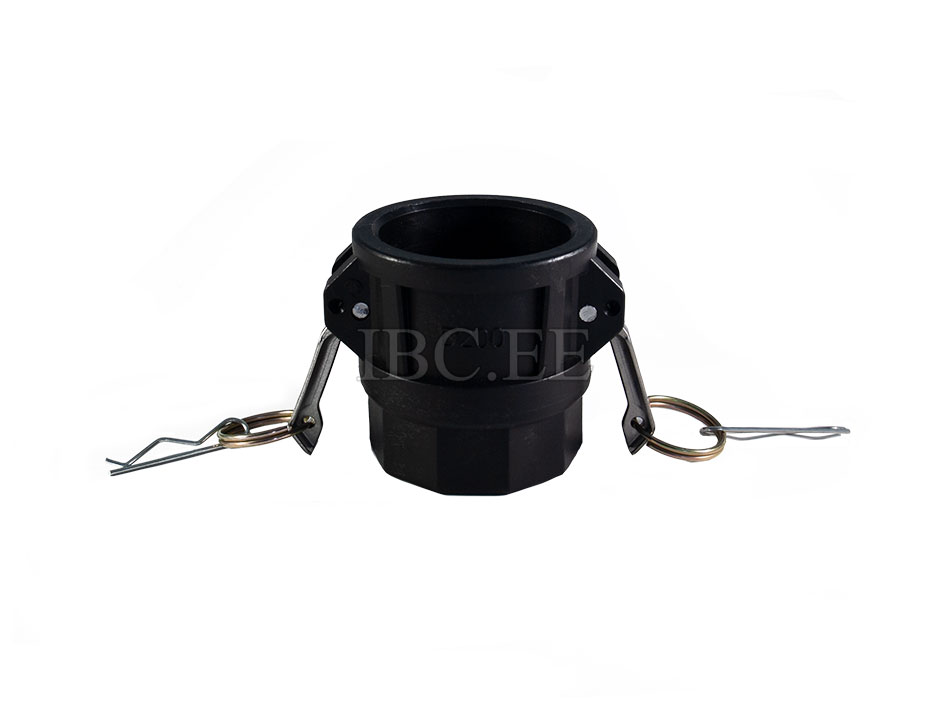 Cam /& Groove Camlock Type E Adaptor Hosetail Pipe Fitting Polypropylene Hose