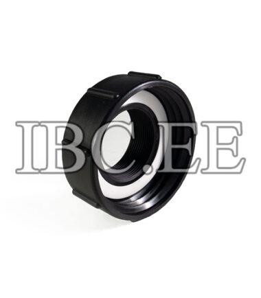 "Adapter 3"" S100X8 (100 mm) female to 2"" BSP/NPT female"