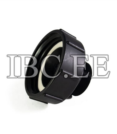 """Adapter 3"""" S100X8 (100mm) female to 2"""" BSP/NPT Male Thread"""