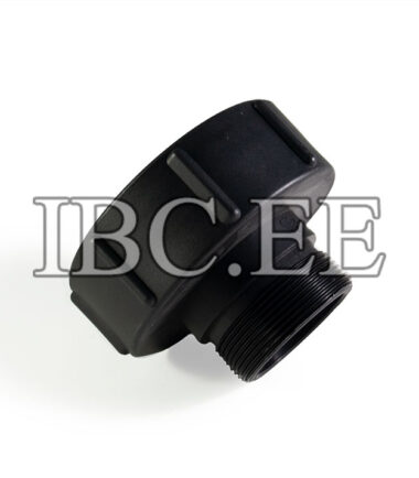 Adapter 3 inch S100X8 (100mm) camlock female to 2 inch male (50mm)