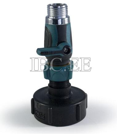 S60X6 female 3⁄4'' valve MM