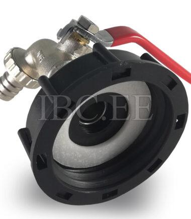 S60X6 female 1/2″ valve nose shank 13 mm